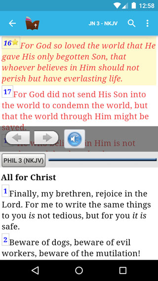 LiveBible Screen3
